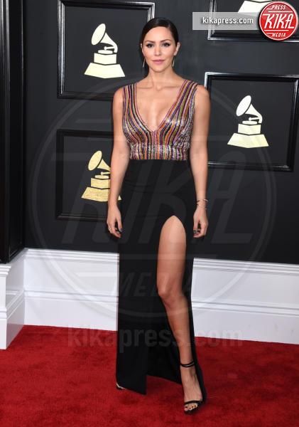 Katharine McPhee - Los Angeles - 12-02-2017 - Grammy Awards 2017: ma le gambe sono belle ancor di più!