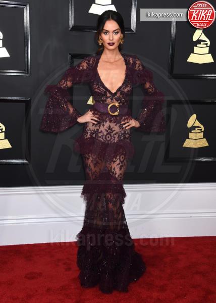 Nicole Trunfio - Los Angeles - 12-02-2017 - Grammy Awards 2017: le dive prendono di petto il red carpet