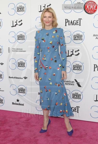 Cate Blanchett - Santa Monica - 21-02-2015 - Il look di San Valentino? Pieno di baci... e di cuori!