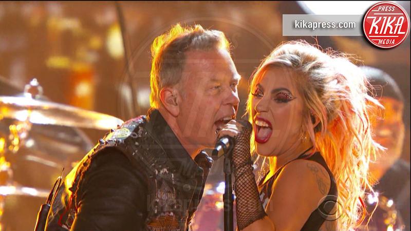 Lady Gaga, James Hetfield - 13-02-2017 - Grammy Awards: le immagini della cerimonia