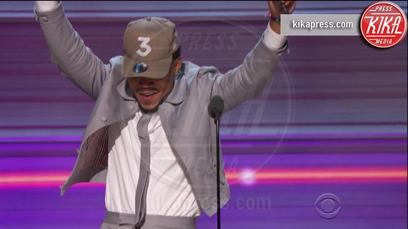 Chance the Rapper - 13-02-2017 - Grammy Awards: le immagini della cerimonia