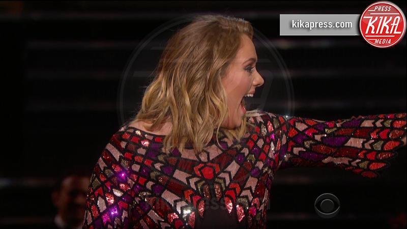 Adele - 13-02-2017 - Grammy Awards: le immagini della cerimonia