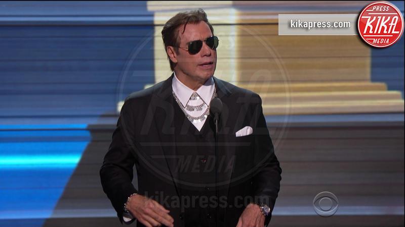 John Travolta - Clearwater - 01-06-2017 - Grammy Awards: le immagini della cerimonia