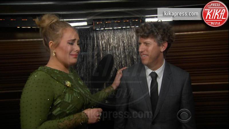 Greg Kurstin, Adele - 13-02-2017 - Grammy Awards: le immagini della cerimonia