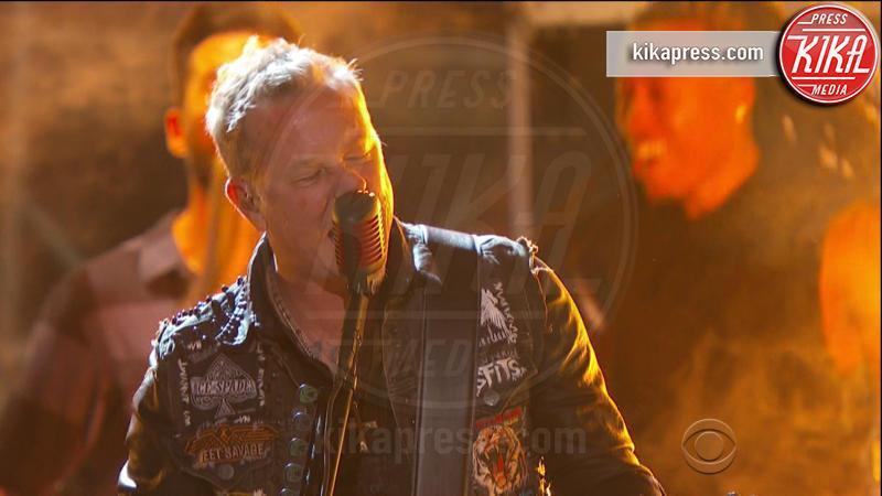 James Hetfield - 13-02-2017 - Grammy Awards: le immagini della cerimonia