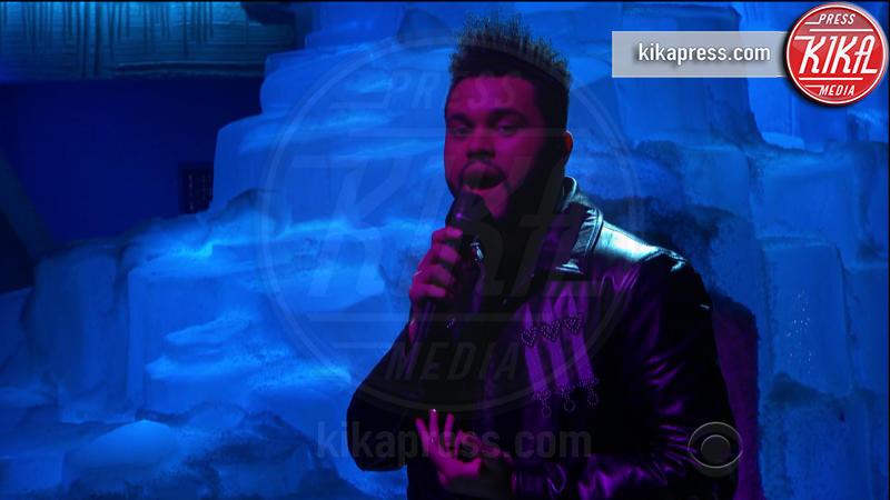 The Weeknd - 13-02-2017 - Grammy Awards: le immagini della cerimonia