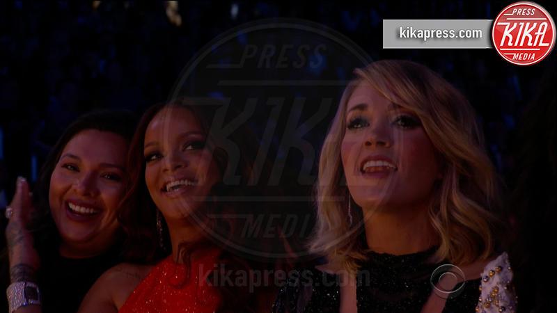Rihanna, Carrie Underwood - 13-02-2017 - Grammy Awards: le immagini della cerimonia