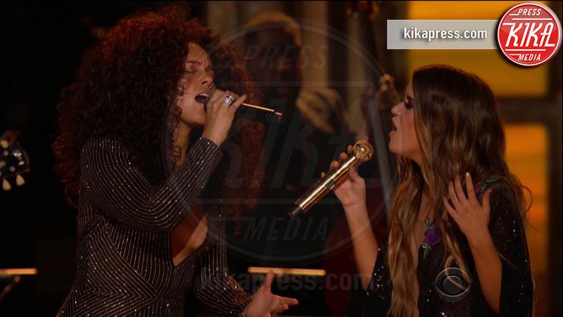 Maren Morris, Alicia Keys - 13-02-2017 - Grammy Awards: le immagini della cerimonia