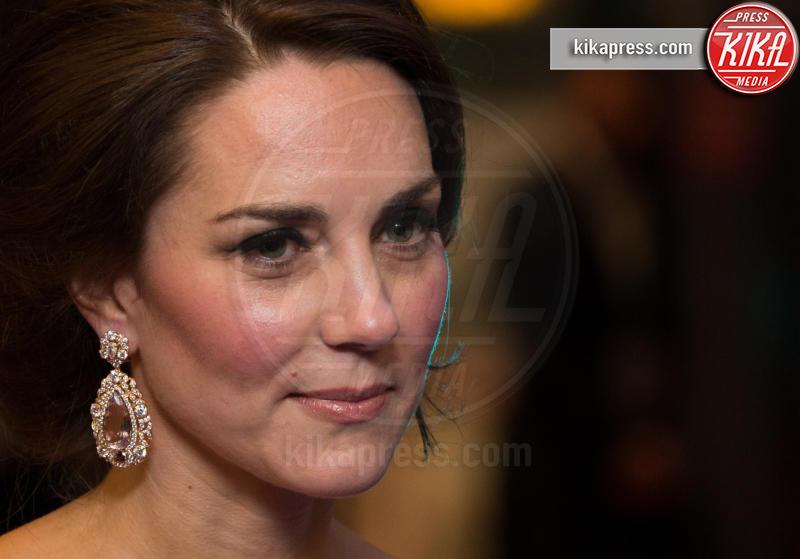 Britain's Catherine, Principe William, Kate Middleton - Londra - 12-02-2017 - Principe William vs Closer: 1,5 milioni per il topless di Kate