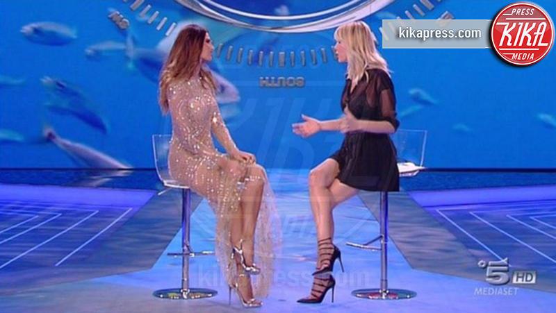 Isola dei Famosi 2017, Dayane Mello, Alessia Marcuzzi - 14-02-2017 - Ilary Blasi soffia un programma tv ad Alessia Marcuzzi