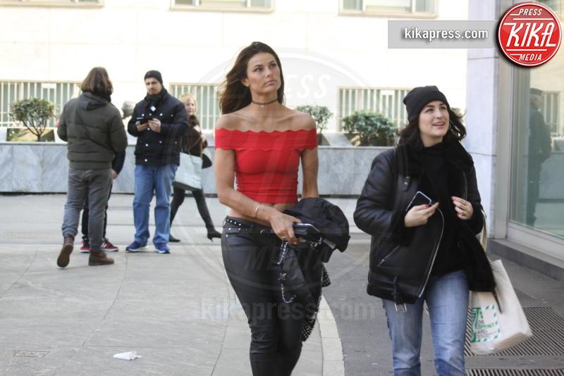 Dayane Mello - Milano - 14-02-2017 - Dayane Mello: che bomba sexy la neo fidanzata di Bettarini!