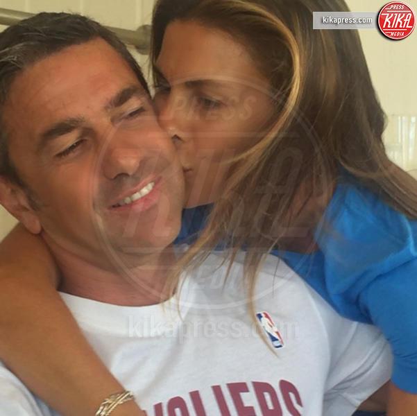 Alessandro Costacurta, Martina Colombari - Los Angeles - San Valentino, come l'hanno passato le star?