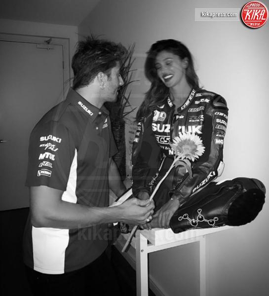 Andrea Iannone, Belen Rodriguez - Los Angeles - San Valentino, come l'hanno passato le star?