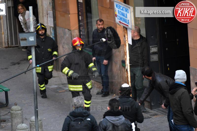 Set Gomorra - Napoli - 14-02-2017 - Gomorra - La Serie: la terza stagione riparte dal Vomero