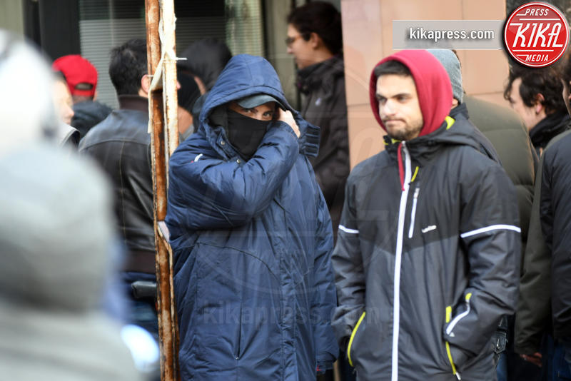 Marco D'Amore - Napoli - 14-02-2017 - Gomorra 4, ciak si gira! Ma Ciro l'Immortale è morto davvero?