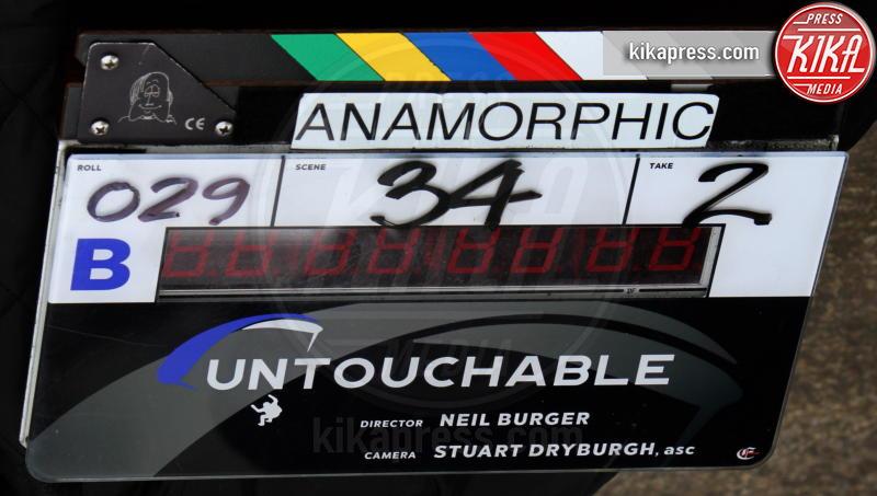 Untouchable - New York - 14-02-2017 - Quasi Amici: sul set del remake con Bryan Cranston e Kevin Hart