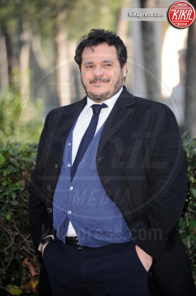 Antonio Gerardi - Roma - 15-02-2017 - La porta rossa: il poliziesco sovrannaturale di Carlo Lucarelli