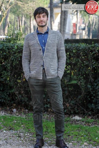 Lino Guanciale - Roma - 15-02-2017 - La porta rossa: il poliziesco sovrannaturale di Carlo Lucarelli