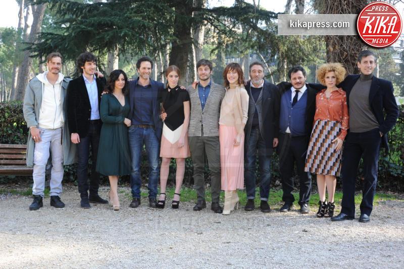 Cast La porta rossa - Roma - 15-02-2017 - La porta rossa: il poliziesco sovrannaturale di Carlo Lucarelli