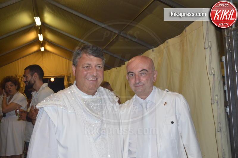Giansisto Garavelli, Flavio Togni - Castelnuovo scrivia - 29-08-2015 - Giansisto Garavelli: il dottore che cura gli atleti del circo