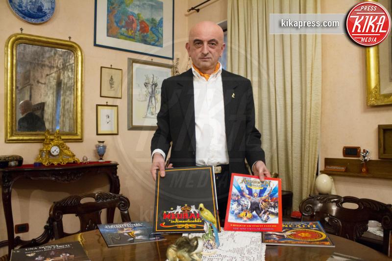 Giansisto Garavelli - Castelnuovo scrivia - 08-02-2017 - Giansisto Garavelli: il dottore che cura gli atleti del circo