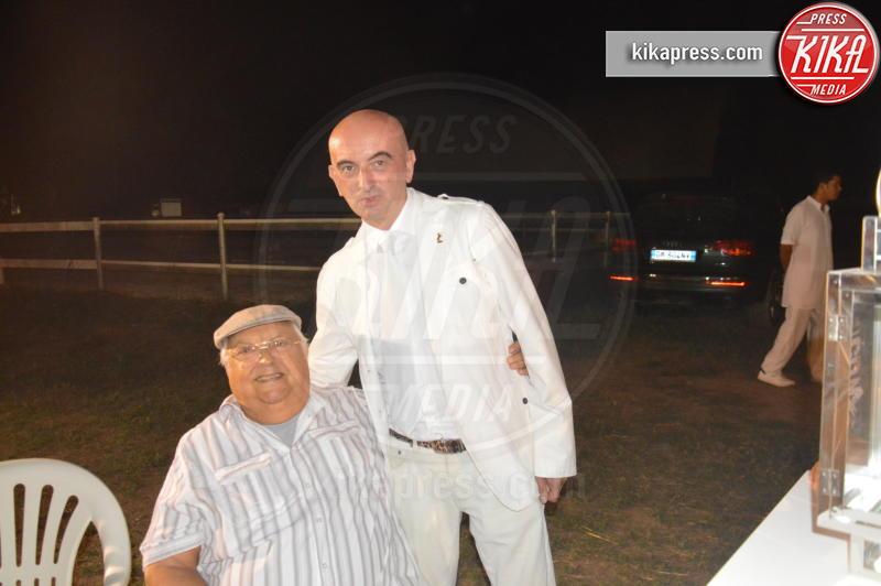 enis togni, Giansisto Garavelli - Castelnuovo scrivia - 29-08-2015 - Giansisto Garavelli: il dottore che cura gli atleti del circo