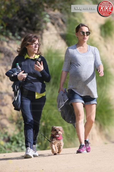 Shelley Stevens, Natalie Portman - Los Angeles - 15-02-2017 - Natalie Portman, la mamma è sempre la mamma