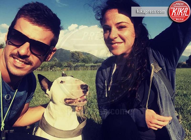 Dalila Iardella, Francesco Gabbani - Milano - 16-02-2017 - Francesco Gabbani: ecco chi è la sua fidanzata