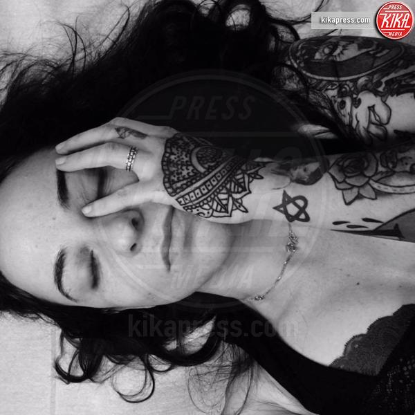 Dalila Iardella - Milano - 16-02-2017 - Francesco Gabbani: ecco chi è la sua fidanzata