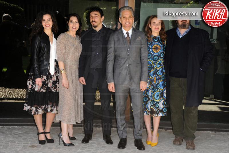 Il Cast - Roma - 16-02-2017 - Beppe Fiorello porta in tv Il Naufragio di Portopalo
