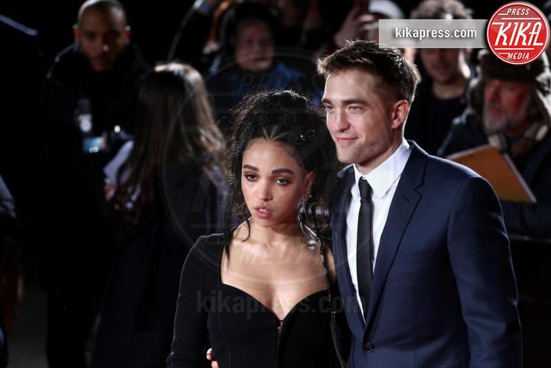 FKA Twigs - Londra - 16-02-2017 - Robert Pattinson e FKA Twigs, amore a gonfie vele!