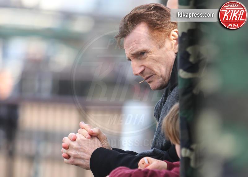 Liam Neeson - Londra - 16-02-2017 - Love Actually: il cast originale torna sul set 14 anni dopo