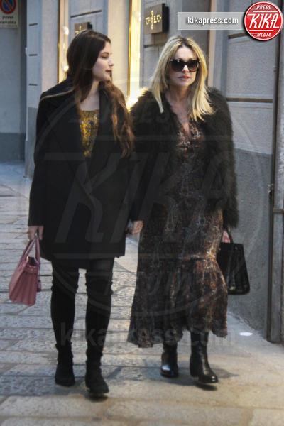 Virginia De Benedetti, Paola Ferrari - Milano - 16-02-2017 - Paola Ferrari vs Diletta Leotta: meglio pensare allo shopping