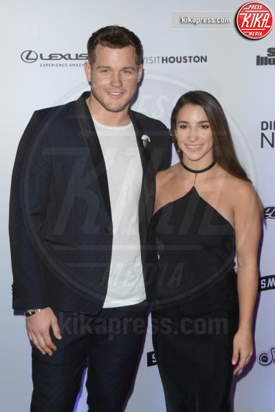 Colton Underwood, Aly Raisman - New York - 17-02-2017 - Sports Illustrated celebra le sue bellezze da copertina