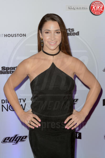 Aly Raisman - New York - 17-02-2017 - Sports Illustrated celebra le sue bellezze da copertina
