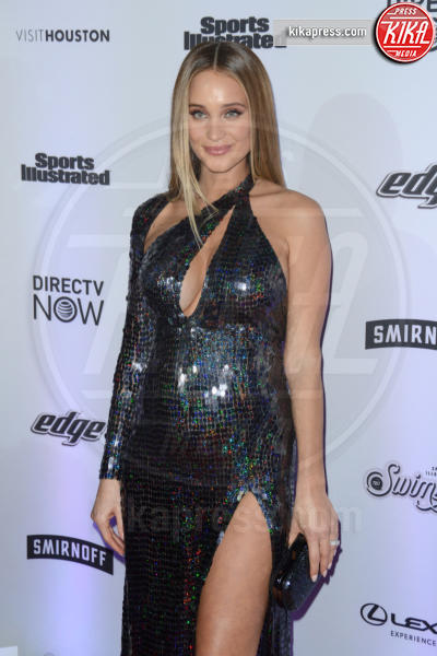 Hannah Davis Jeter - New York - 17-02-2017 - Sports Illustrated celebra le sue bellezze da copertina