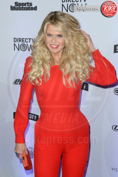 Christie Brinkley - New York - 17-02-2017 - Sports Illustrated celebra le sue bellezze da copertina