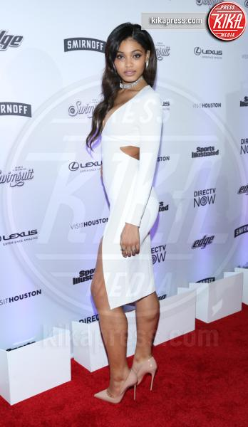 Danielle Herrington - New York - 17-02-2017 - Sports Illustrated celebra le sue bellezze da copertina