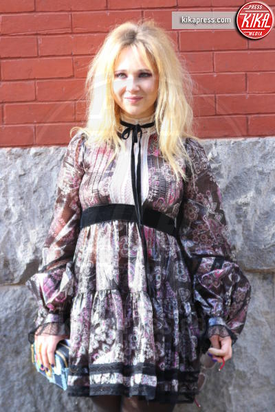 Juno Temple - New York - 16-02-2017 - New York Fashion Week: la sfilata Marc Jacobs