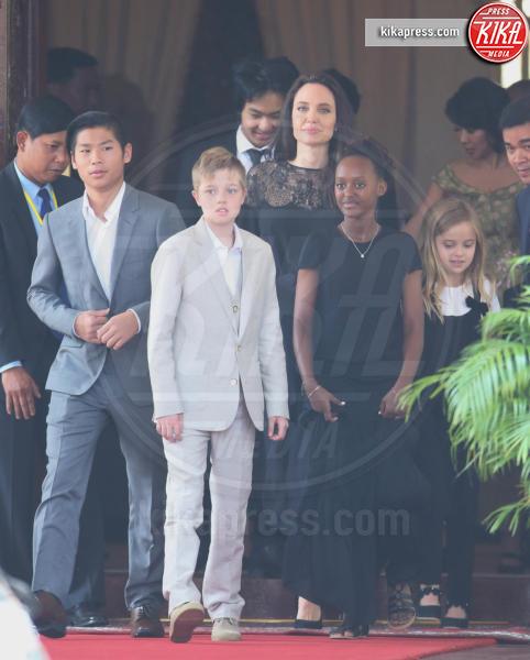 Angelina Jolie Shiloh Gender