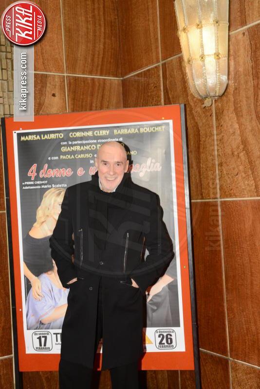 Diego Dalla Palma - Milano - 17-02-2017 - Quattro donne e una canaglia: quanti vip all'attesissima prima