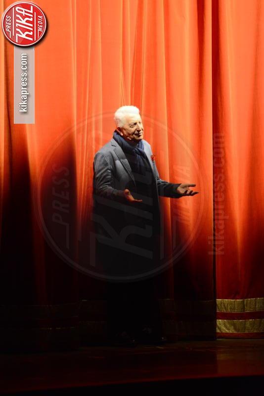 Gianfranco D'Angelo - Milano - 17-02-2017 - Quattro donne e una canaglia: quanti vip all'attesissima prima