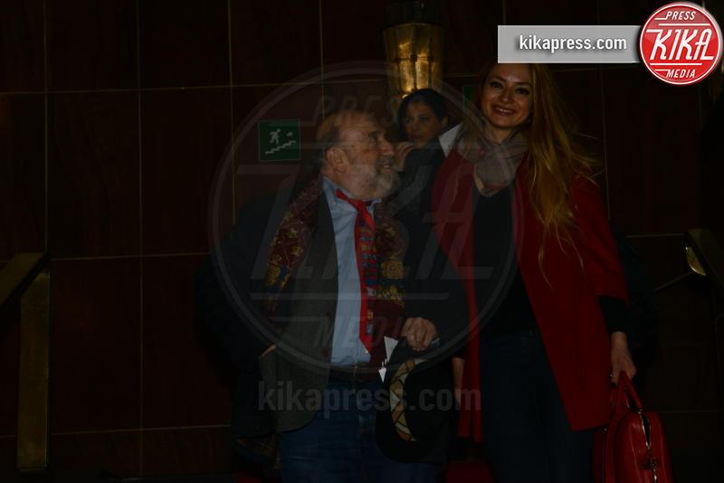 Enrico Beruschi - Milano - 17-02-2017 - Quattro donne e una canaglia: quanti vip all'attesissima prima