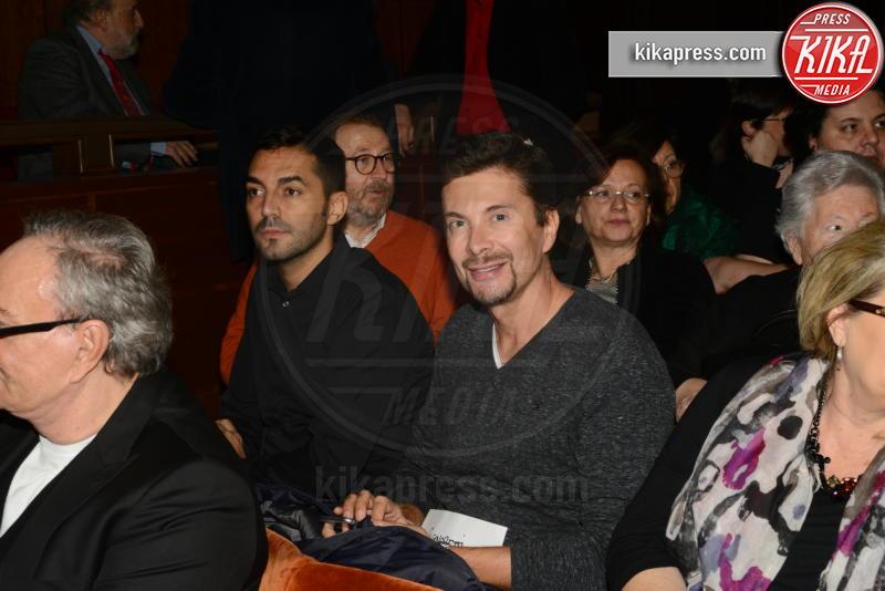 Riccardo Signoretti - Milano - 17-02-2017 - Quattro donne e una canaglia: quanti vip all'attesissima prima