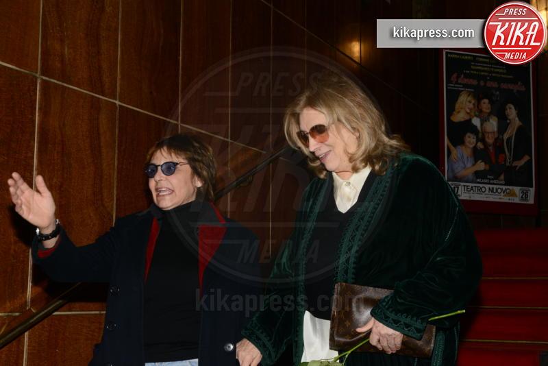 Iva Zanicchi - Milano - 17-02-2017 - Quattro donne e una canaglia: quanti vip all'attesissima prima