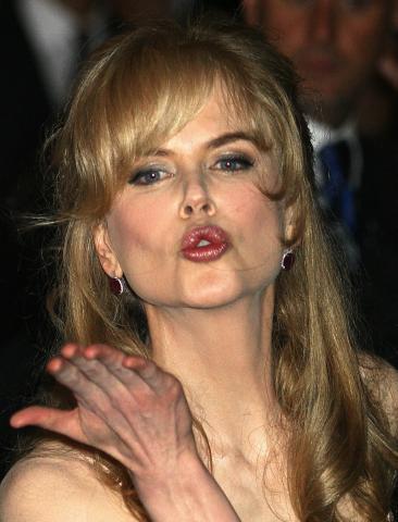 Nicole Kidman - Roma - Nicole Kidman e Julia Roberts faranno un film insieme