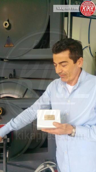 Filippo Tocci - Genova - 21-02-2017 - Un funerale per l'ultima carezza all'animaletto di una vita