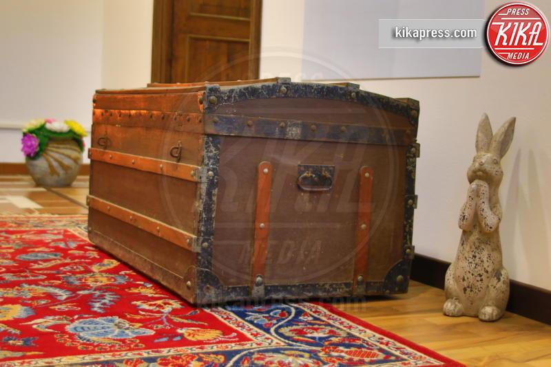 Ufficio Ofa - Genova - 21-02-2017 - Un funerale per l'ultima carezza all'animaletto di una vita