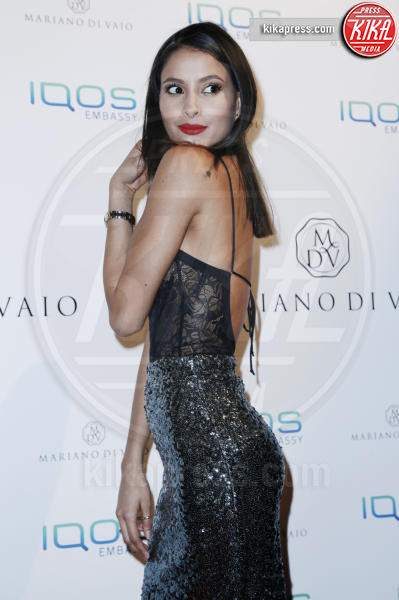 Mariana Rodriguez - Milano - 22-02-2017 - Nella serata di Mariano Di Vaio a brillare è Mariana Rodriguez