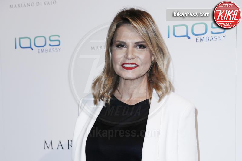 Simona Ventura - Milano - 22-02-2017 - Nella serata di Mariano Di Vaio a brillare è Mariana Rodriguez